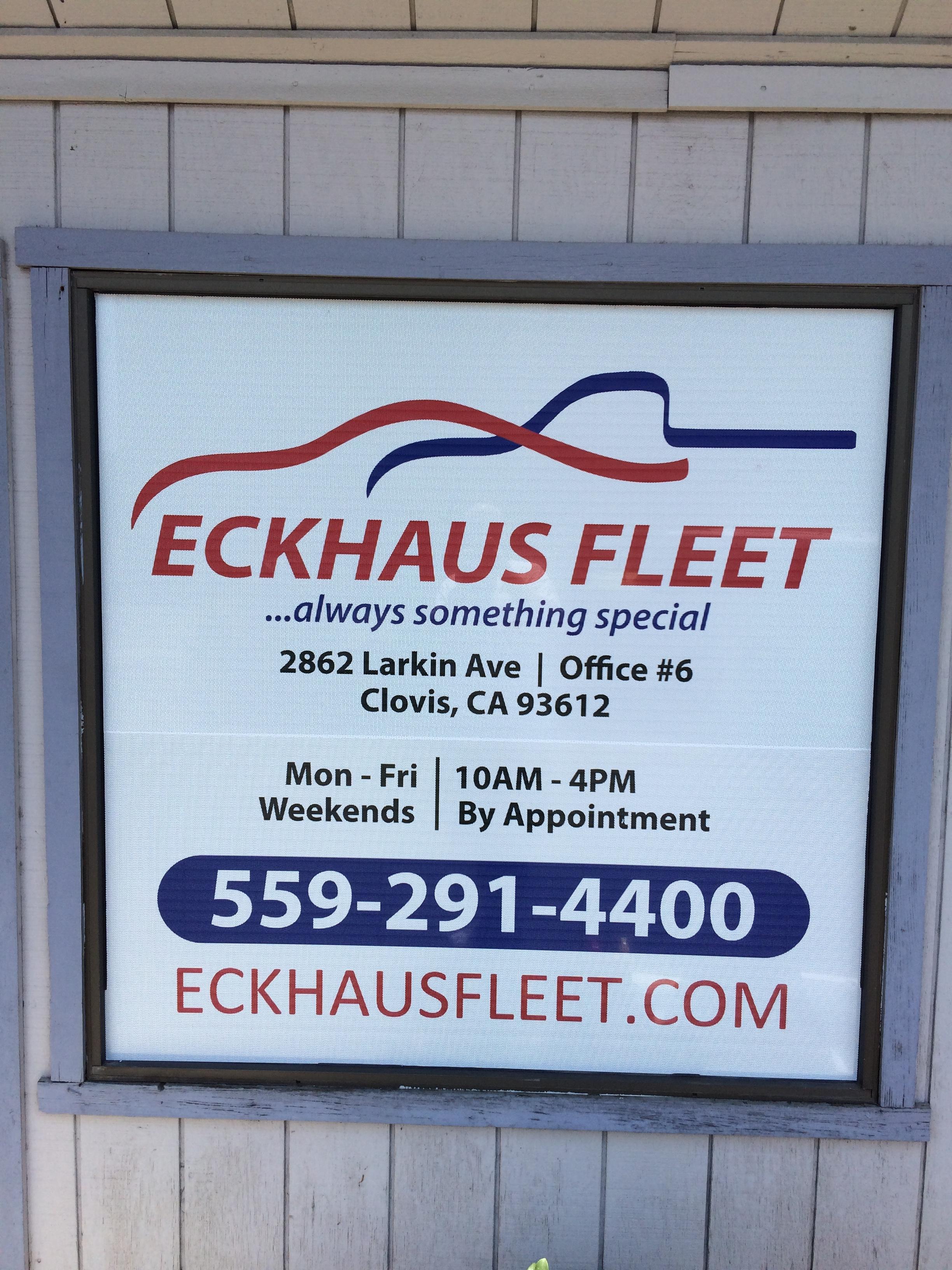 Eckhaus Fleet
