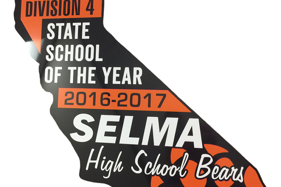 Selma High State School of the Year